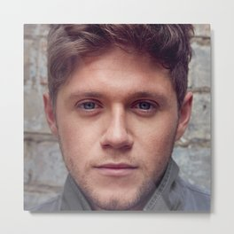 Niall Horan Flicker Cover Pic Metal Print