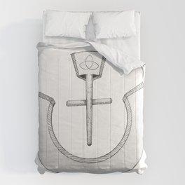 "Nazarene ""ن"" Comforters"