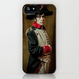 Napoleon B iPhone Case