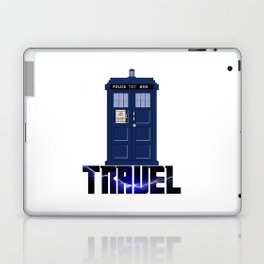 Doctor Travel Laptop & iPad Skin
