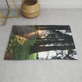 Autumn vibes Rug