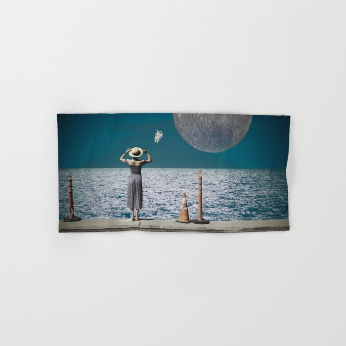 Life from another Planet Hand & Bath Towel