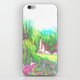Willows iPhone Skin