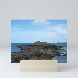 Saint Malo 6 Mini Art Print