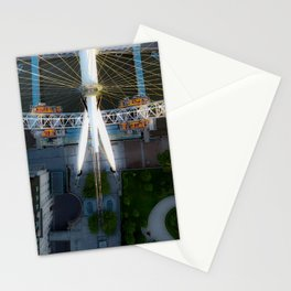Above the London Eye Stationery Cards