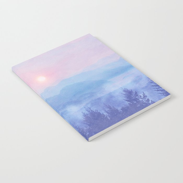 Pastel vibes 12 O-P Notebook