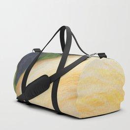 Above a Yellow Calla MM160404a-12 Duffle Bag