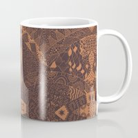 africa Mugs featuring Africa by Akwaflorell
