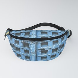 Doors Of India 1 Fanny Pack