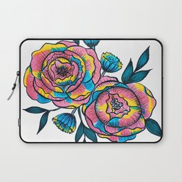 technicolor roses Laptop Sleeve