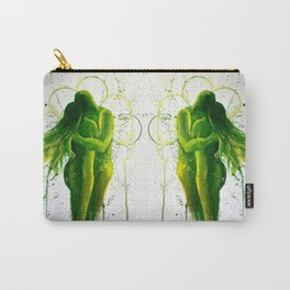 Love is a Verb Carry-All Pouch