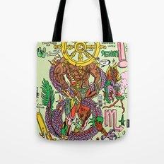 Magic 8 Tote Bag