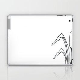 Paper-cut Cattail Laptop & iPad Skin