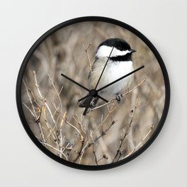Feather weight Wall Clock
