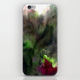 Vellum Bliss No. 7-2C by Kathy Morton Stanion iPhone Skin