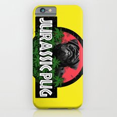 Jurassic pug Slim Case iPhone 6s