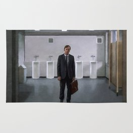 Jimmy McGill At The Courthouse From Breaking Bad And Better Call Saul Rug