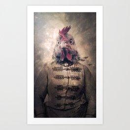 cunegonde Art Print