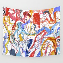 A Dream Wall Tapestry