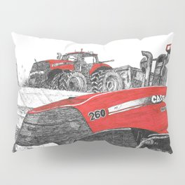 Case IH Tractor Pillow Sham