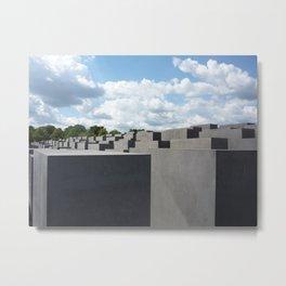 Holocaust Memorial Metal Print