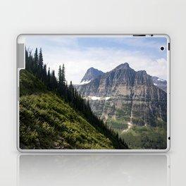Glacier Mountains Laptop & iPad Skin
