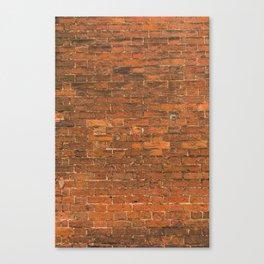 Stone Tile Wall pattern Canvas Print