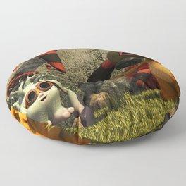 GasTon and Tento Floor Pillow
