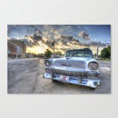Gonzales Chevy Canvas Print