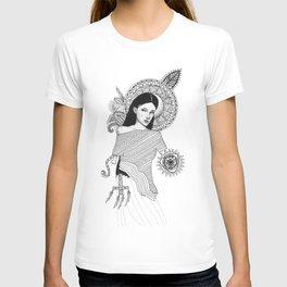 Lady Death T-shirt