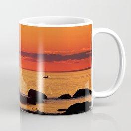 Sailing into the Night Coffee Mug