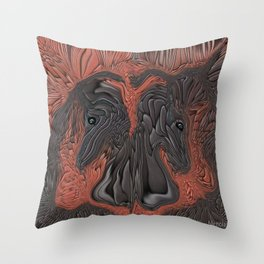 SHOW TIME!!! Throw Pillow