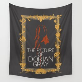 BOOKS COLLECTION: Dorian Gray Wall Tapestry