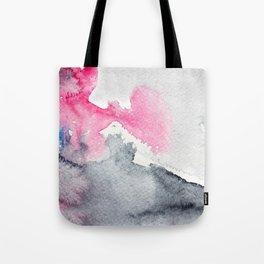 Diffusion || watercolor Tote Bag