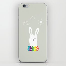 The Happy Easter iPhone Skin