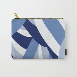 Pucciana Blue Carry-All Pouch