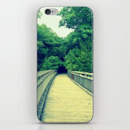 Into the Adventure iPhone Skin