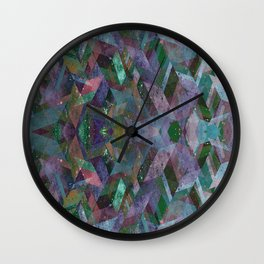 FROM YESTERDAY Wall Clock