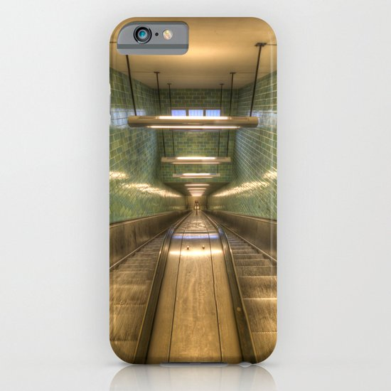 Light going down iPhone & iPod Case