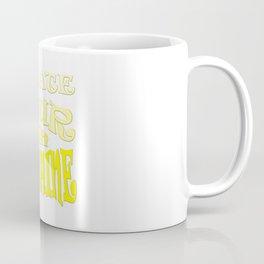 Create Your Own Sunshine Inspirational Quote Coffee Mug
