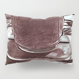 There is No Spoon Pillow Sham