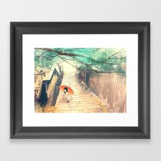 SAMIDARE Framed Art Print