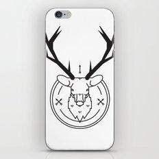 Hunters head iPhone & iPod Skin