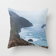 New Zealand IV Throw Pillow