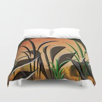 twilight Duvet Covers featuring Twilight by Judith Lee Folde Photography & Art