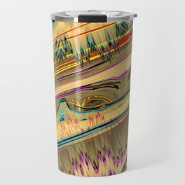 rocks III Travel Mug