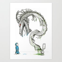 Level 2 Art Print