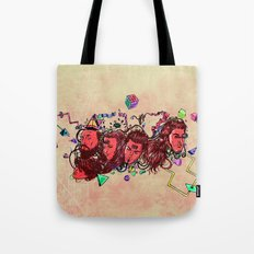 A New Year Tote Bag