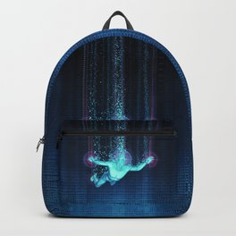 Virtual Reality Diver Backpack