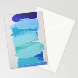 Ocean Blues No. 2 Stationery Cards